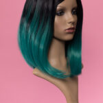 Christie Ombre Green-4943