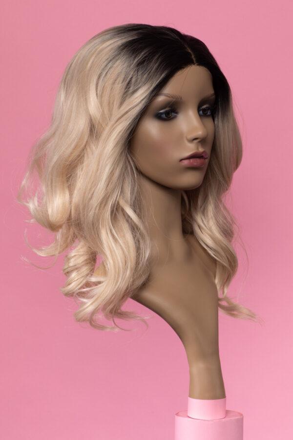 Clarke Lace Ombre Blonde-4998