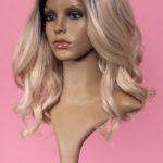 Clarke Lace Ombre Blonde-4999