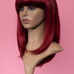 Lia Ombre Red 39-5198