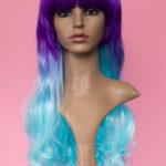 Lorelai Turquoise Purple T2410 / TF2513-5234
