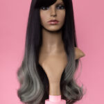 Lyanne Ombre Black / Gray 904R4-0
