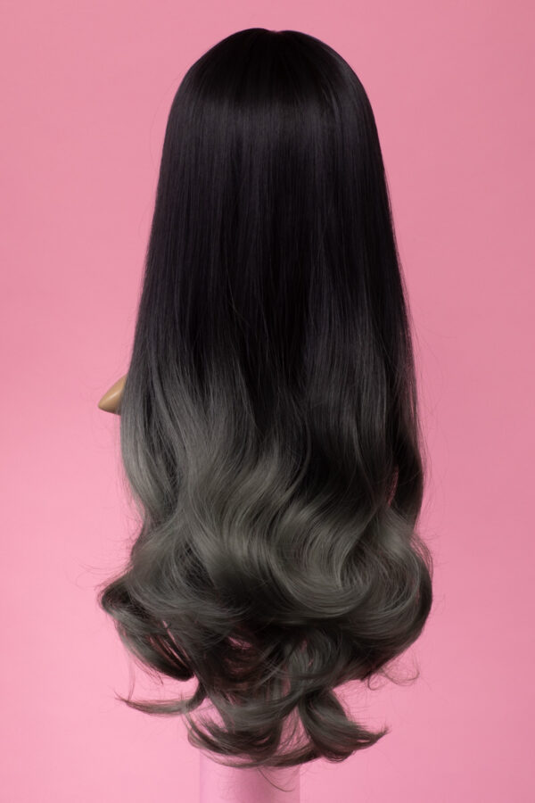 Lyanne Ombre Black / Gray 904R4-5248