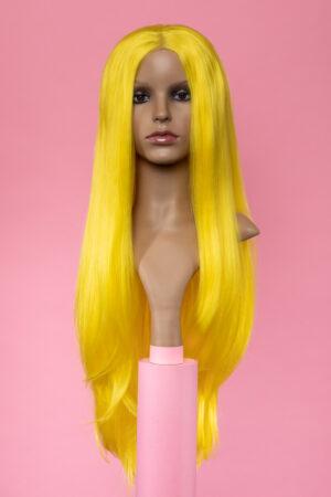 Skye Lace Yellow-0